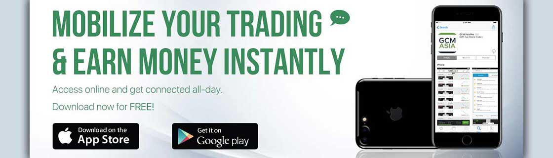 Mobilize your trading & Earn money instantly